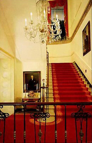 Grand Staircase of the White House